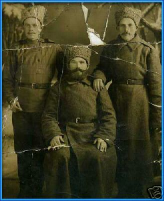 Cossacks old photos
