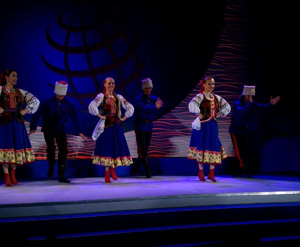 Barynya Russian Cossack Dancers NYC