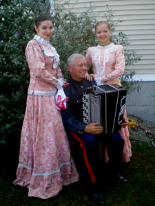 Cossack spirit trio from new york photos