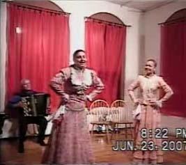 cossack trio
